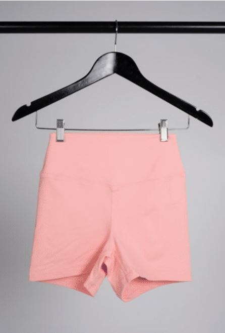 shorts – light pink